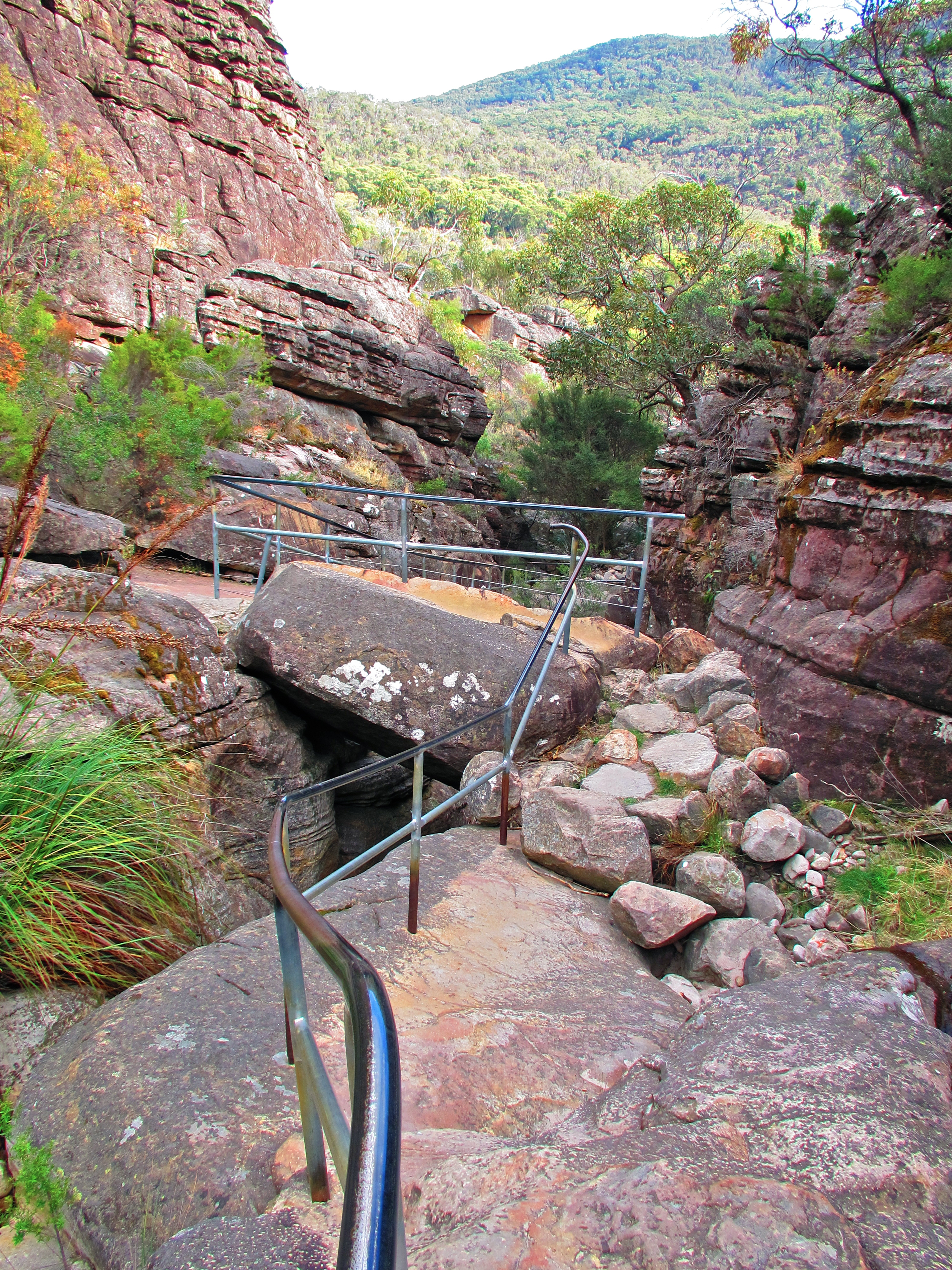 The Grampians Grand Canyon Short Walks Victoria