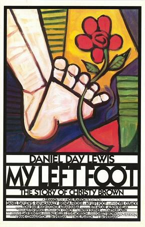 My Left Foot, copyright Miramax Films