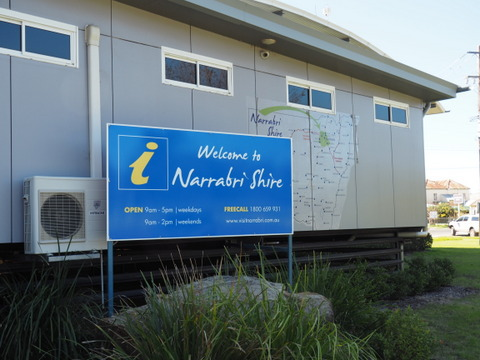 Narrabri, Cotton, Visitor Information Centre