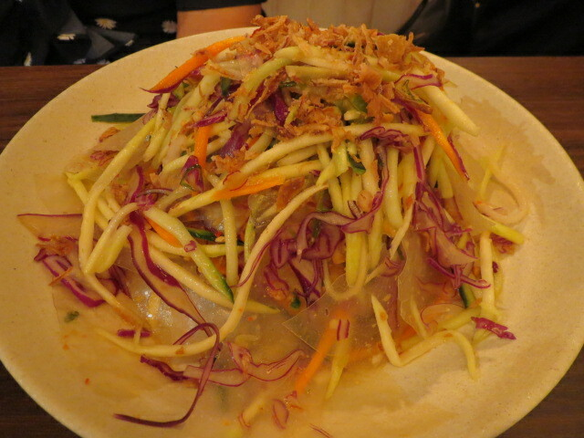Ong Vietnamese Kitchen, Rice Paper Salad, Adelaide