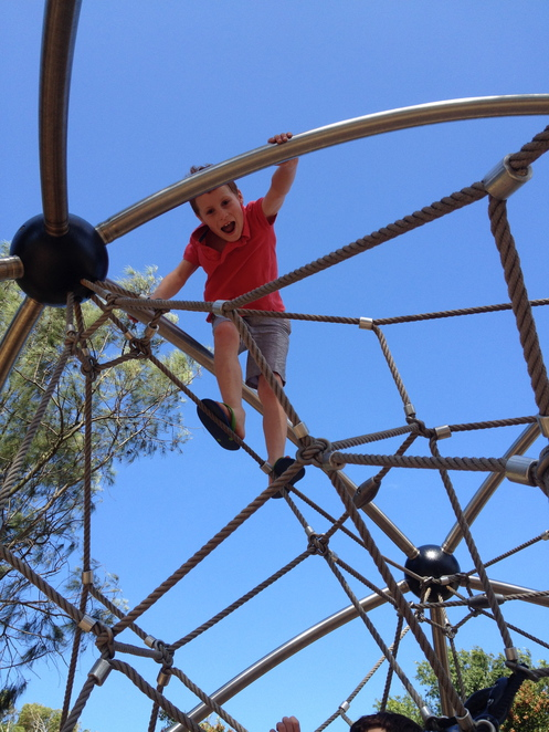 Party in a Park, Top Parks for Kids Parties, Playgrounds, Outdoors, Fun for Kids, Stonnington, Glen Eira, Kingston, Climbing Frame