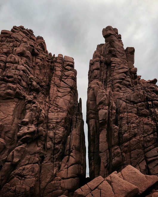 Phillip Island: The Pinnacles At Phillip Island