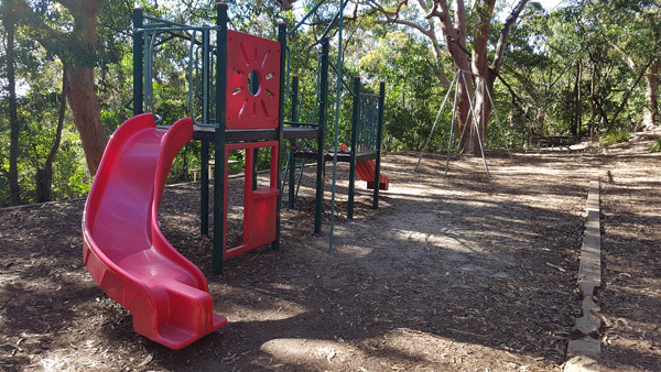 playground, swings, slides