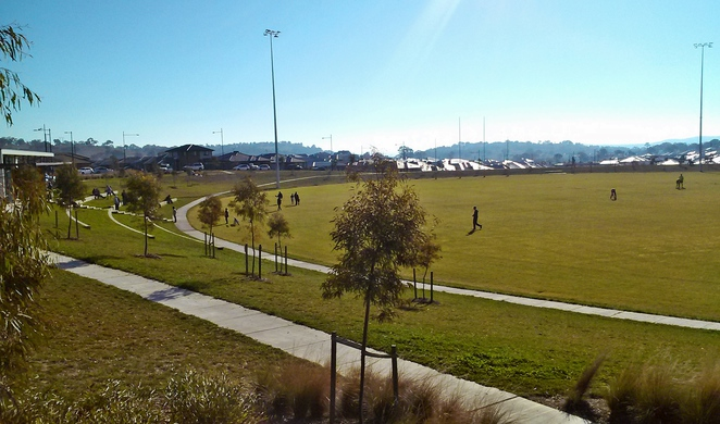 rockley oval, googong, canberra, ACT, parks, playgrounds, canberra, queanbeyan,