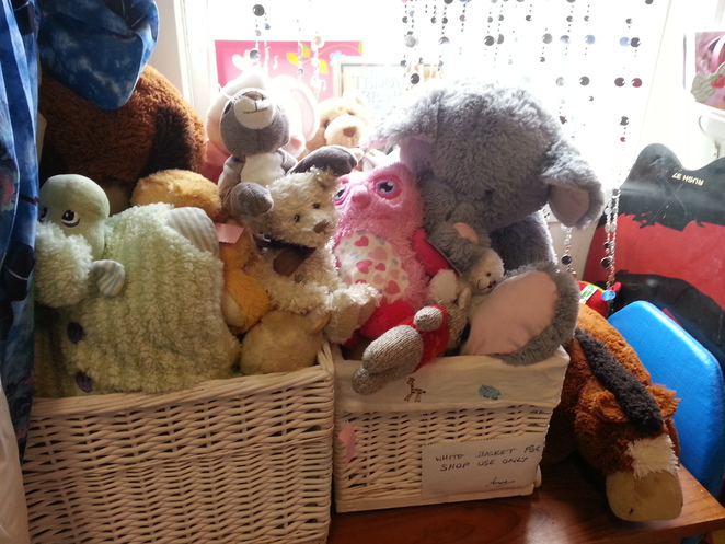 second hand soft toys, indooroopilly