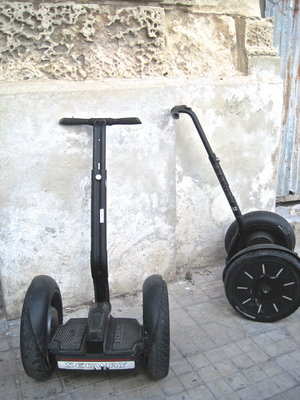 Segways (c) JP Mundy