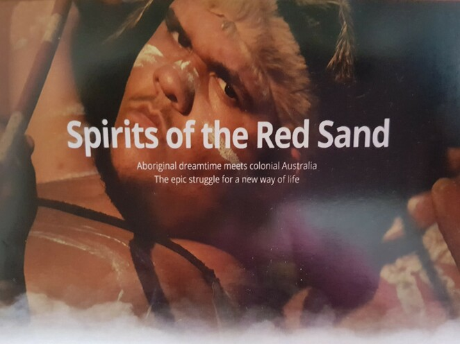 Spirits of the Red Sand,Beenleigh Historical Village and Museum,Aboriginal history