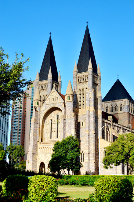 St Johns Cathedral