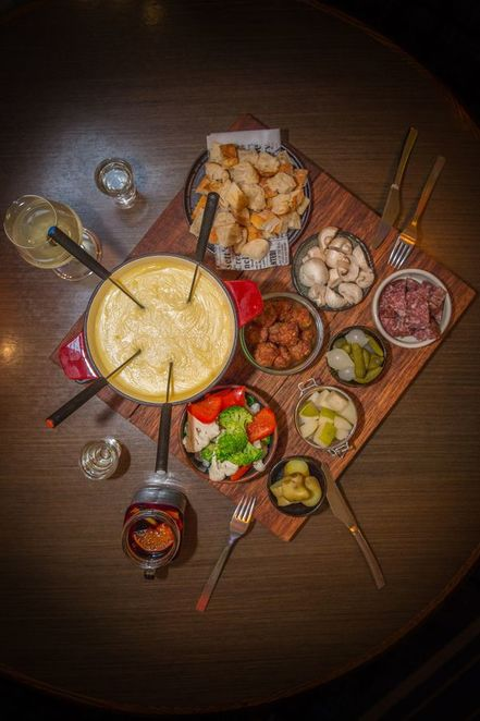 Swiss Fondue for Two (Or More) at Swissotel Sydney