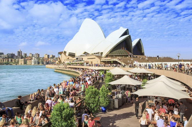 Sydney Opera House, NSW World Heritage sites