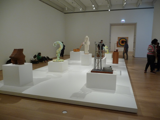 The Art Institute of Chicago Sculptures