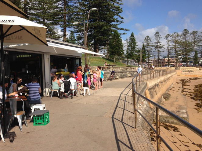 The Beach Shed, Dee Why Cafe, Northern Beaches Cafe