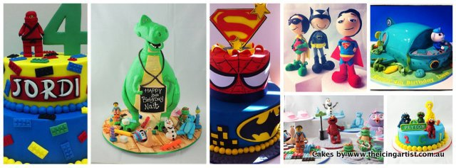 The Icing Artist, Melbourne cakes, custom cakes melbourne, melbourne bakery