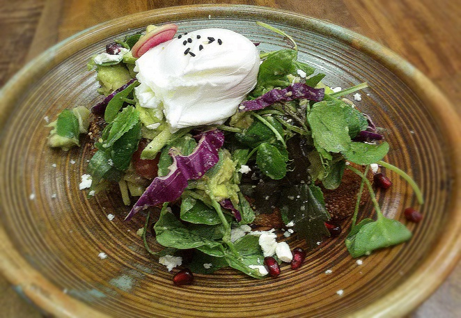 the shed, woden, canberra, ACT, breakfast, cafe, lunch, westfield shopping centre, places to eat, smashed avo,