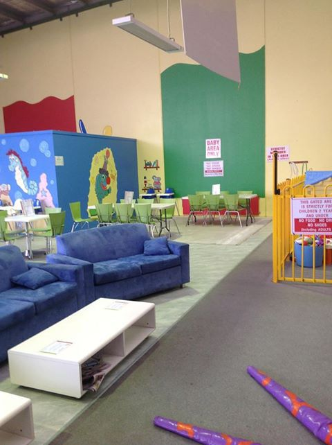 The Silly Seahorse Indoor Playcentre
