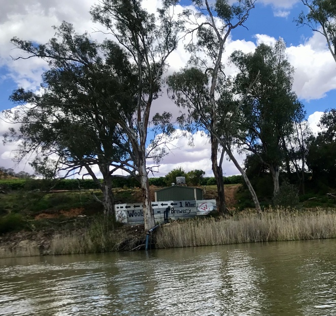 To the Woolshed
