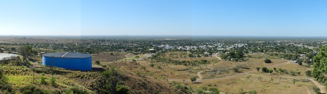 towers hill lookout, charters towers, towers hill, queensland views, things to see in charters towers, north queensland tourism, queensland outback,