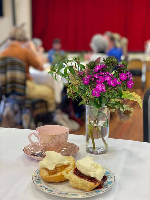Upcoming Scone Time Events, Sunshine Coast, Sunshine Coast foodie, Martin Duncan, senior teas, monthly catch-ups, regular date, reduce isolation, unique historical locations, Scone Time Caloundra, Scone Time Cooroy, Scone Time Buderim, Scone Time Bankfoot House, scrumptious morning tea, freshly baked scones, a yarn, good ol' chinwag, Mary Grigor Centre, ONLY $8 per person, sponsorships available, mums, dads, pops, Nans, dollops of fresh cream, yummy jam