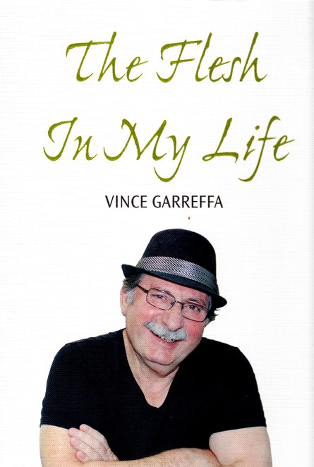 Vince Garreffa, Mondo Butchers, The Flesh In My Life, recipe book