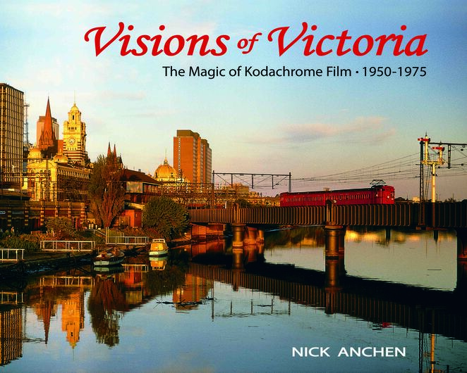 Book Cover - Nick Anchen
