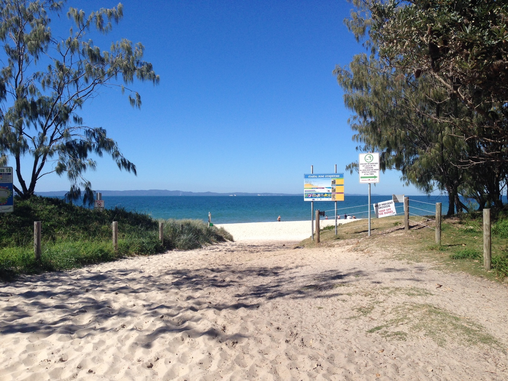 Bribie Island Patrolled Beach