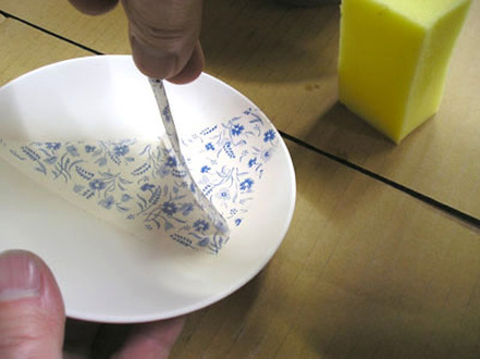 Ceramics Workshop Japanese Tissue Transfer Brisbane