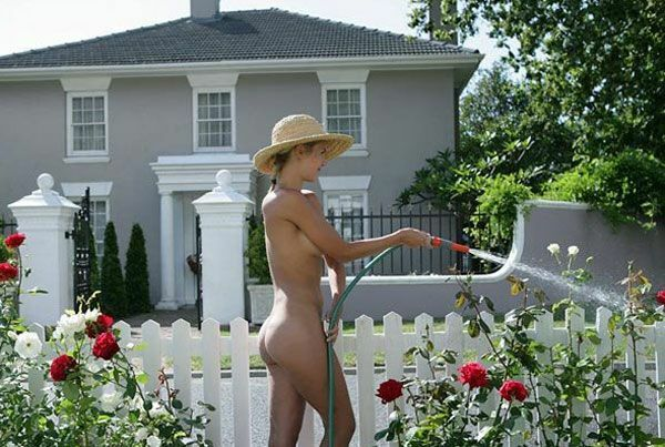 World Naked Gardening Day, first Saturday in May, un-dress for the occasion, stranger than fiction, too good to be true, birthday suit, in the altogether, acceptance for our bodies, natural environment, garden alone, garden with friends, garden with family, gardening club, tell SOMEONE, develop a sense of community, fun, FREE, feel connected to nature