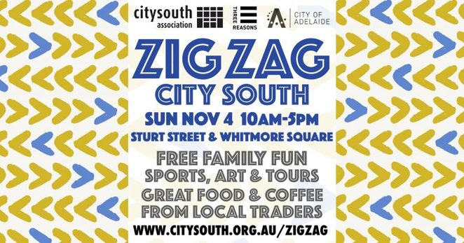 Zig Zag, City South Family Day, Adelaide,