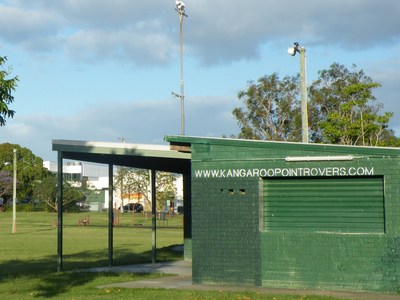Kangaroo Point Rovers Football Clubhouse
