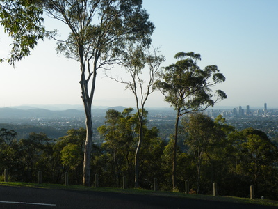 Mt Gravatt Lookout