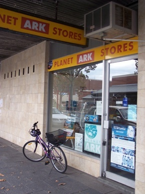 The Planet Ark store in Fremantle