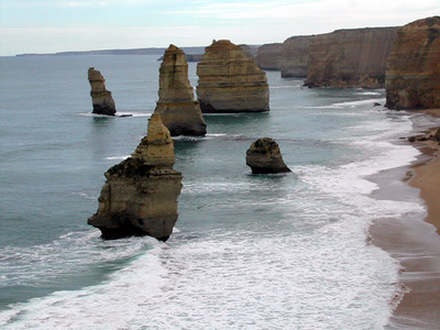 12 Apostles on Great Ocean Road
