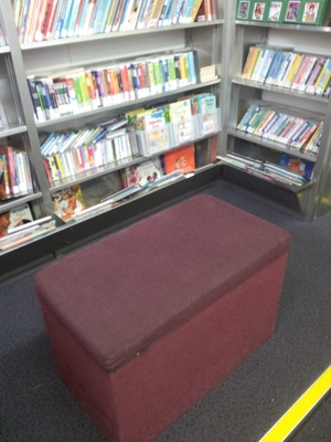Cushioned seating