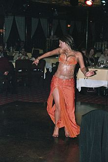 Egyptian Belly Dancer