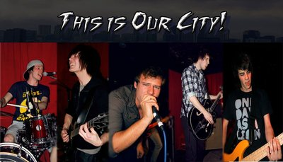 This Is Our City Band Members