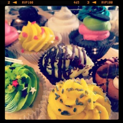 Gourmet Cup Cakes