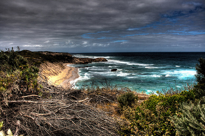 Point Nepean Ocean Coastline
