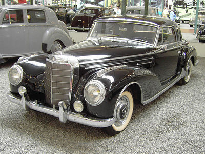Mercedes 300 S Coupe