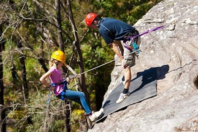 Glenworth Valley Abseiling