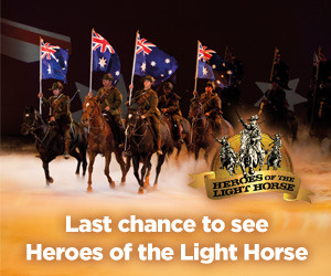 Heroes of the Light Horse