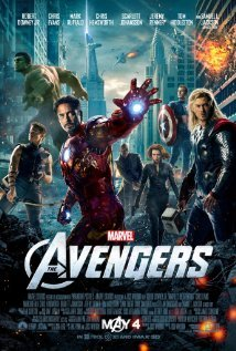 Avengers Official Poster