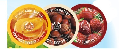 Courtesy of The Body Shop Website