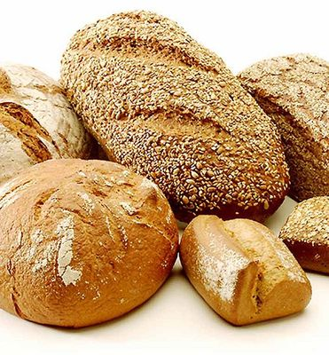 Bread by Klaus Hopfner courtesy of Wikipedia