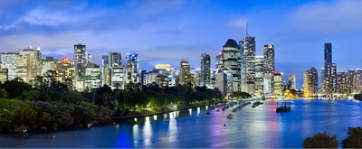 Brisbane, courtesy of Wikipedia