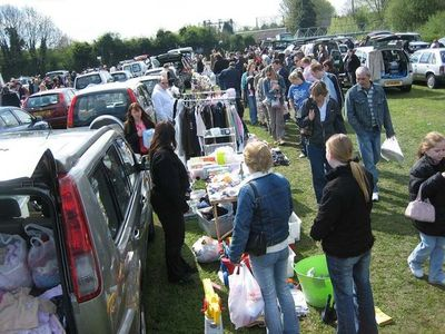 Haggling Car Boot Sales