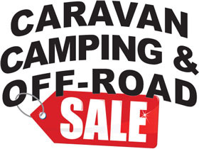 Caravanning and Camping Sale
