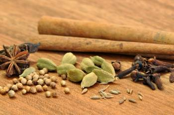 Chai Spices. Photo courtesy of Hour for Tea Blog