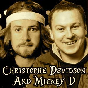 Christophe Davidson and Mickey D