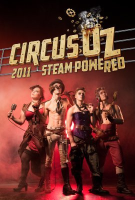 Circus Oz Steampowered