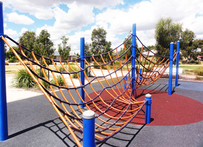 Climbing Frame Nautical Circuit Park